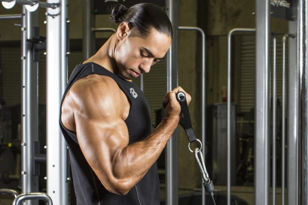 The 4 Best Biceps Machine Exercises