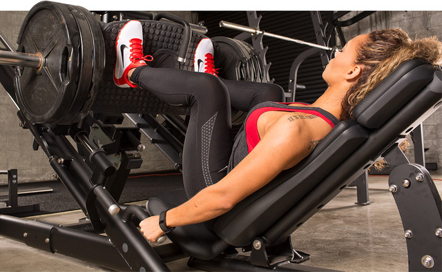 The Top 4 Leg-Day Machine Exercises